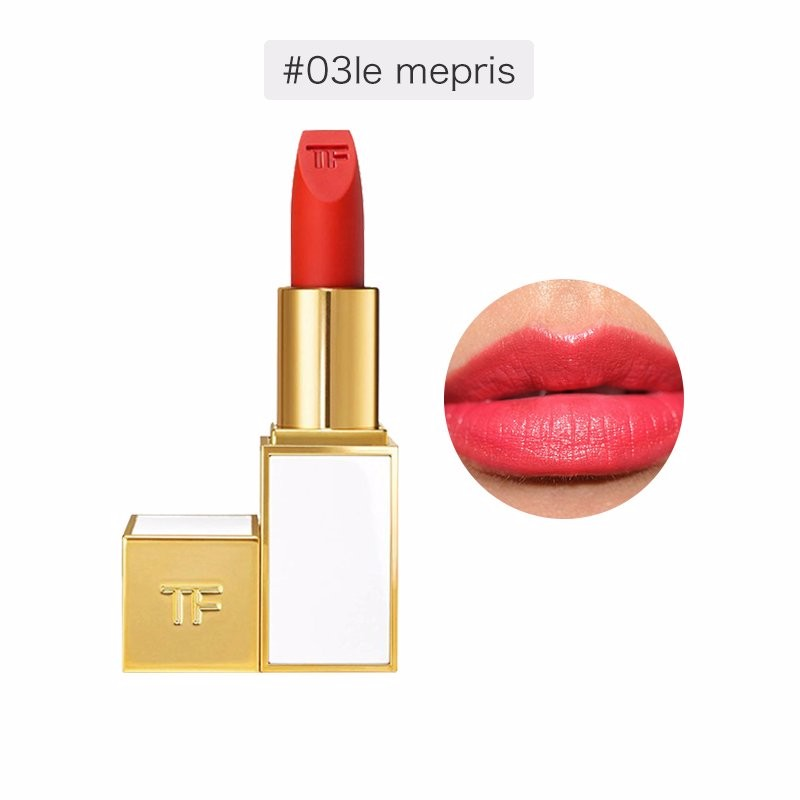 Tom Ford/TF 白管唇膏 03号色 LE MEPRIS 3g